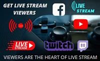 Buy Live stream viewers