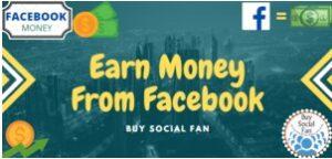 Facebook earning.