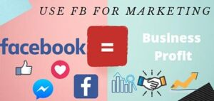 Facebook marketing, Facebook live stream marketing, Facebook business page marketing.